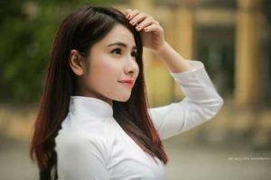 Nữ thủ khoa đầu vào xinh đẹp Trường ĐH Văn hóa Hà Nội