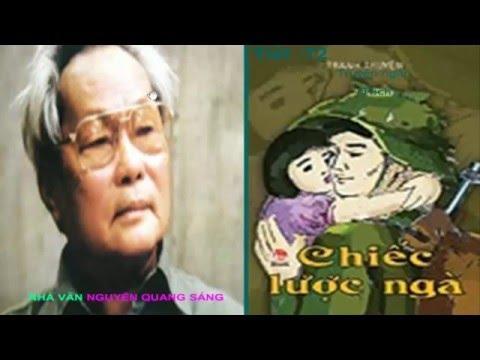 Soạn bài Chiếc lược ngà của Nguyễn Quang Sáng đầy đủ và ngắn nhất