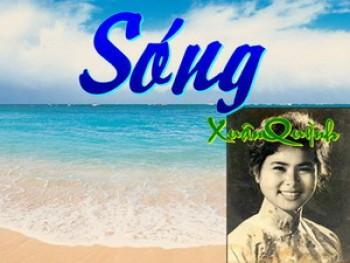 Soạn bài Sóng: Cảm nhận về bài thơ Sóng của Xuân Quỳnh