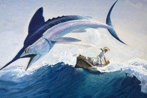 Soạn bài: Ông già và biển cả