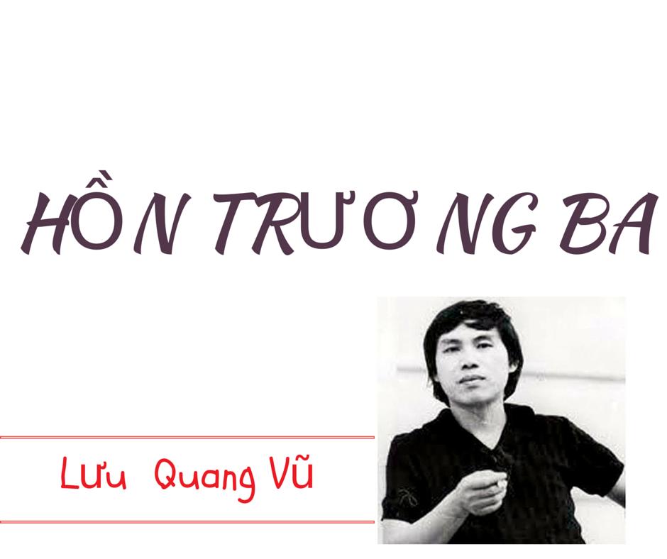 Soạn bài: Hồn Trương Ba, da hàng thịt